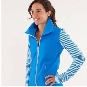Lululemon Daily yoga jacket, size 4